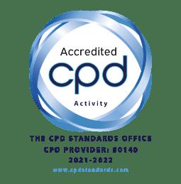 CPD Provider Logo Activity 50140