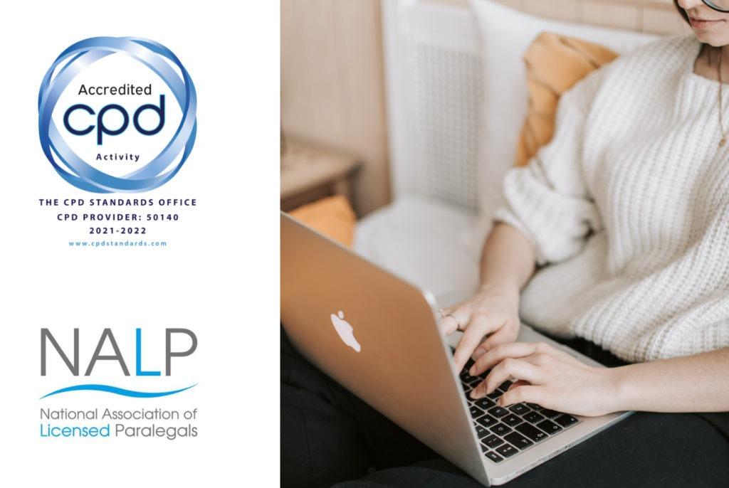 CPD and NALP logos
